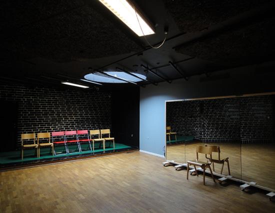 teaterlokalen